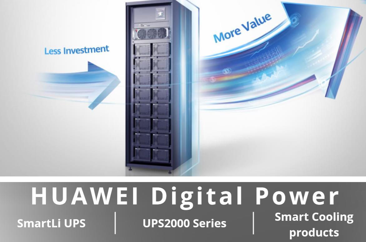 UPS od Huawei